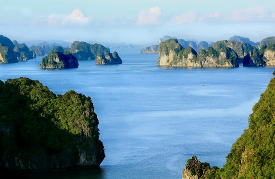 BAI TU LONG BAY 2 DAYS 1 NIGHT SLEEP ON THE BOAT