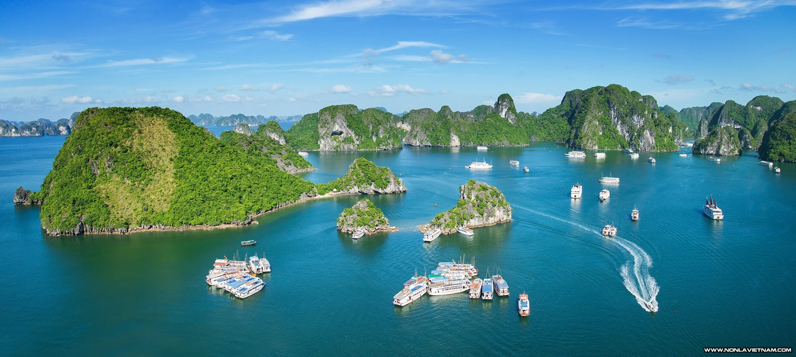HA LONG BAY 1 DAY TOUR