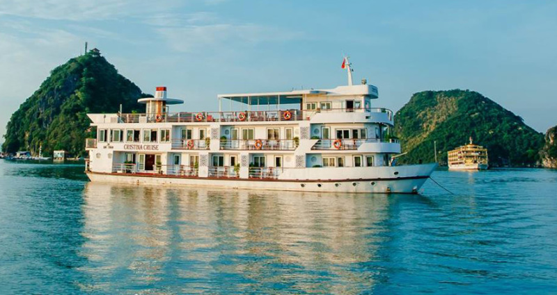 Ha Noi - Ha Long Luxury 4 Star Combo Package Tour 4 Days - 3 Nights