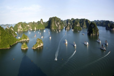 Ha Noi – Viet Farm Homestay – Ha Long Bay – Cat Ba Island – Ha Long – Ninh Binh Or Ha Noi 4 Days – 3 Nights