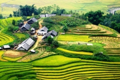 SAPA TREKKING 2 DAYS - 1 NIGHT BY DAY BUS