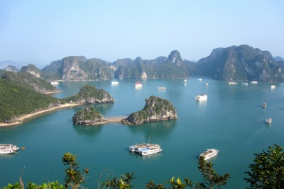 HA NOI - HA LONG BAY - MONKEY ISLAND - SAPA - HA NOI 6 DAYS - 6 NIGHTS